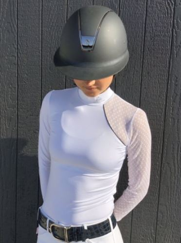 Cavalliera Dame Shirt