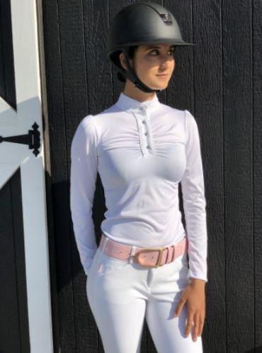 Cavalliera Lace Shirt